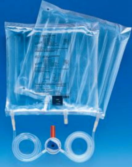 Double poche DPCA Fresenius (Staysafe)
